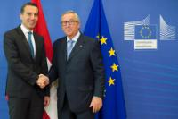 Visit of Christian Kern, Austrian Federal Chancellor, to the EC