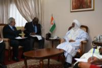 Visit of Christos Stylianides, Member of the EC, to Niger and Chad
