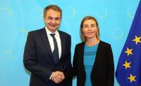 Visit of José Luis Rodríguez Zapatero, former Spanish Prime Minister and President of the Advisory Board of the Institute for Cultural Diplomacy, to the EC