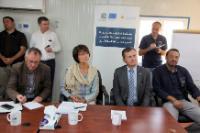 Visit by Marianne Thyssen, Member of the EC, to Jordan