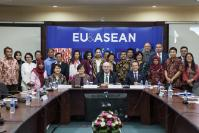 Visit by Phil Hogan, Member of the EC, to Indonesia