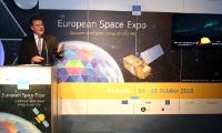 Participation de Maroš Šefčovič, vice-président de la CE, au vernissage de l'European Space Expo