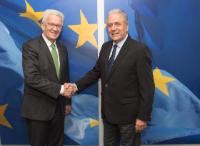Visite de Winfried Kretschmann, ministre-président du Land de Bade-Wurtemberg, à la CE