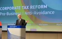 Press conference by Pierre Moscovici, Member of the EC, on the CCCTB