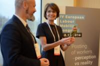 Visit by Marianne Thyssen, Member of the EC, to Poland