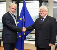 Visit of Vladimir Chizhov, Head of the Mission of Russia to the EU, to the EC