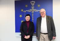 Visit of a group of transatlantic specialists to the EC