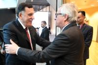 Visit of Fayez Sarraj, Chairman of the Libyan Presidential Council (Libyan Prime Minister), to the EC
