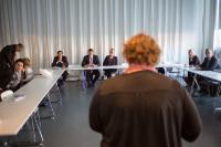 Visit of Maroš Šefčovič, Vice-President of the EC, to Sweden