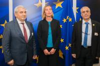 Visit of Riyad Saif, President of National Coalition of Syrian Revolution and Opposition Forces, to the EC