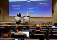 Press conference by Margrethe Vestager, Member of the EC, on 3 merger cases