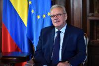 Visit by Neven Mimica, Member of the EC, to Colombia