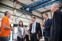 Visit by Jyrki Katainen, Vice-President of the EC, to Bulgaria