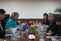 Visit of Federica Mogherini, Vice-President of the EC, to the Philippines
