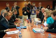 Visite de Federica Mogherini, vice-présidente de la CE, aux Philippines