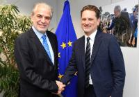 Visit of Pierre Krähenbühl, Commissioner General for the United Nations Relief and Works Agency for Palestine Refugees in the Near East (UNRWA), to the EC