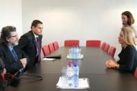 Visit of Abel Prieto, Former Cuban Minister for Culture, to the EC