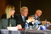 Visit by Dimitris Avramopoulos and Julian King, Members of the EC, to Spain