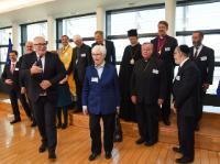 Visit of European religious leaders to the EC