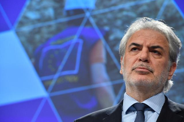 Press conference by Christos Stylianides, Member of the EC, on the proposal for the creation of rescEU, a new European system to tackle natural disasters