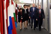 Visit of Arlene Isabel Foster, Leader of the Northern Irish Democratic Unionist Party, to the EC