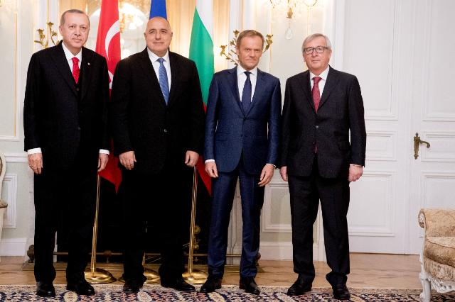 Visit by Jean-Claude Juncker, President of the EC, to Bulgaria