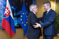 Visit of Peter Pellegrini, Slovak Prime Minister, to the EC.