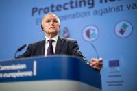 Press conference of Vytenis Andriukaitis, Member of the EC, on a stronger EU cooperation against vaccine preventable diseases, and on digital health