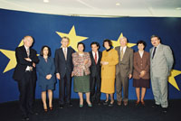 Setting-up of a high-level working panel on the free movement of persons