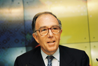 Marcelino Oreja, Member of the EC