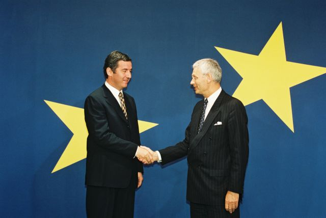 Visit by Milo Ðukanović, President of Montenegro, to the EC