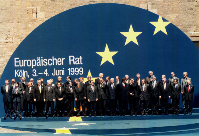 Cologne European Council, 03-04/06/1999