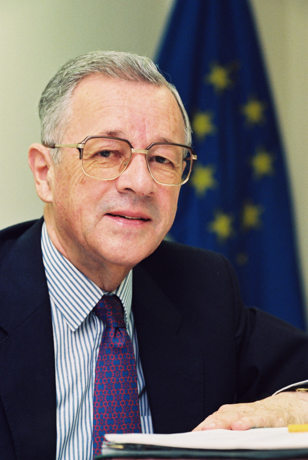 Jean Degimbe, Director general at the EC