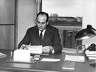 Luigi Girardin, Deputy Head of Cabinet of Giuseppe Petrilli, Member of the Commission of the EEC