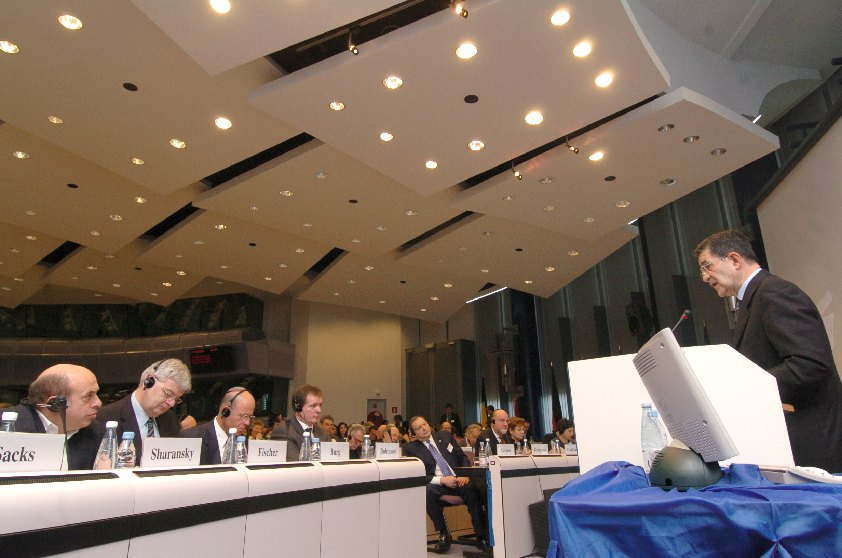 Europe against anti-Semitism for a Union of diversity seminar