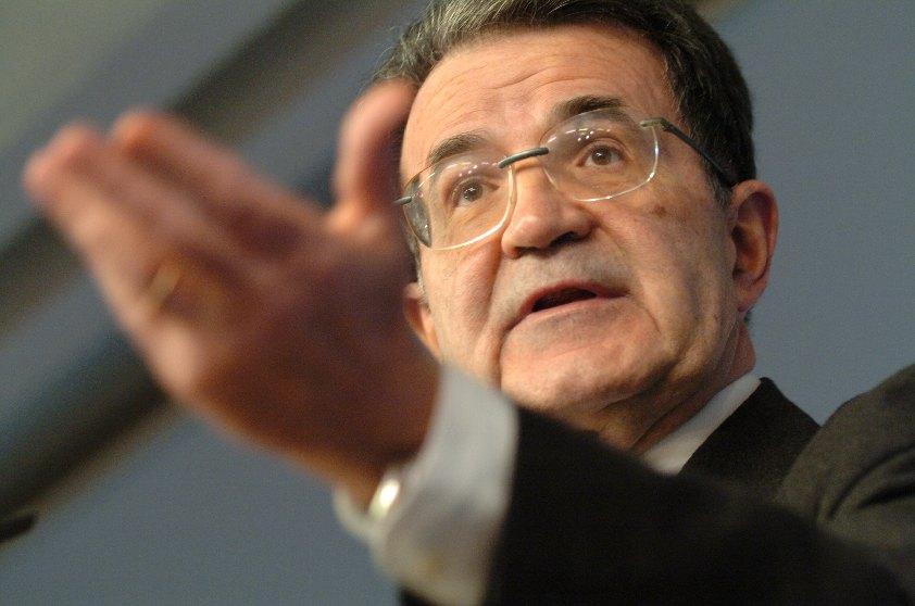Romano Prodi, President of the EC