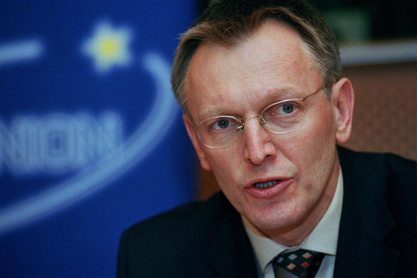 Janez Potočnik, Member of the EC