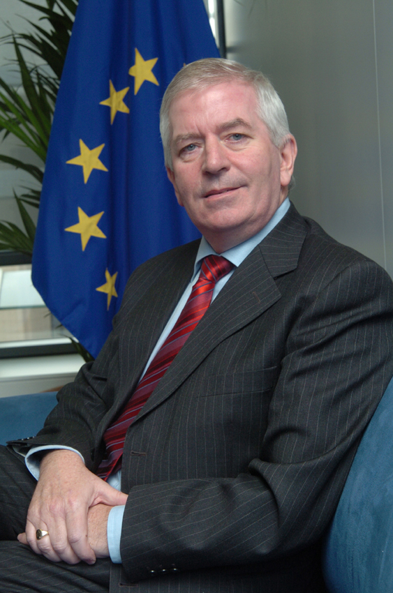 Charlie McCreevy, Member of the EC