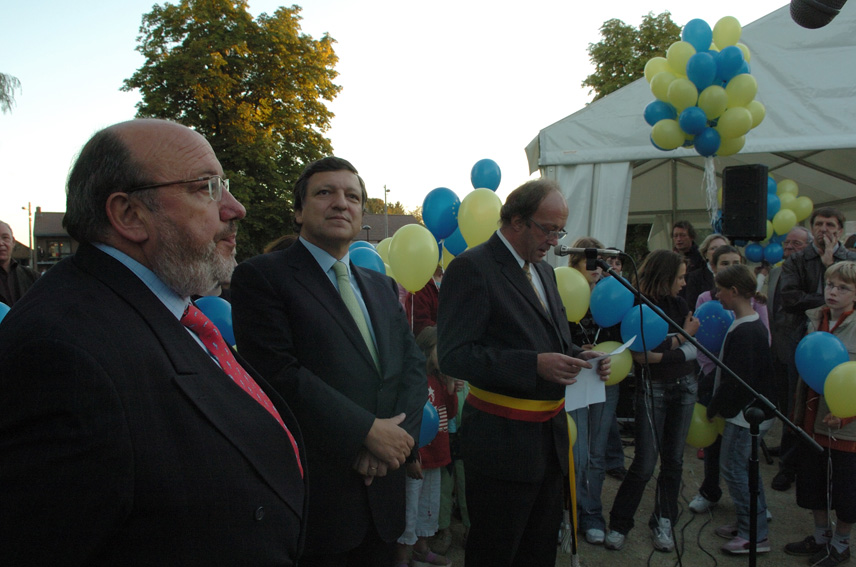 Opening of the European Week in Jodoigne