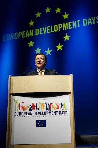 José Manuel Barroso, President of the EC, at the Launch of the