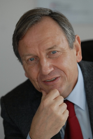 Dirk Ahner, Director-General at the EC