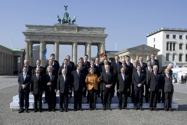 Informal European Council of Berlin
