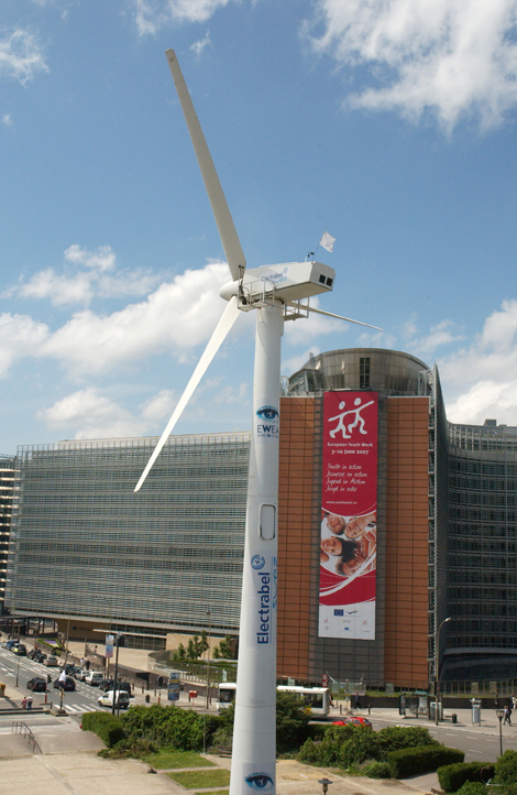 European Wind Day