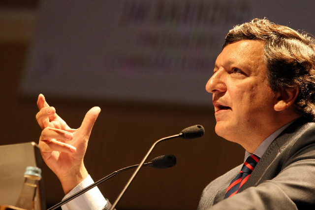 Participation of José Manuel Barroso in the Cultural Forum for Europe