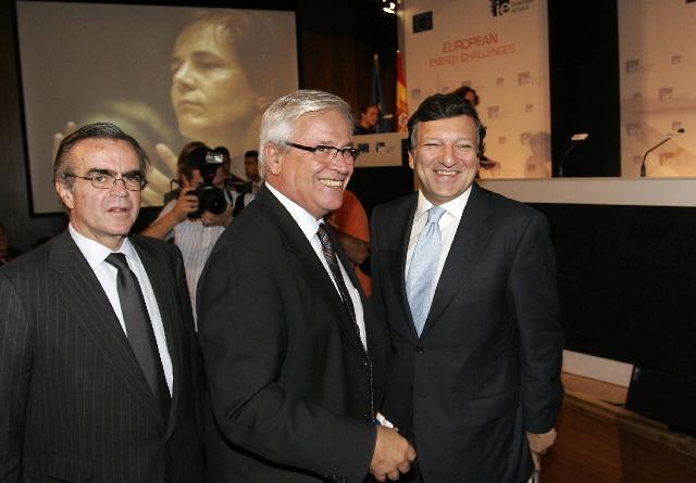 Conférence Les défis énergétiques européens
