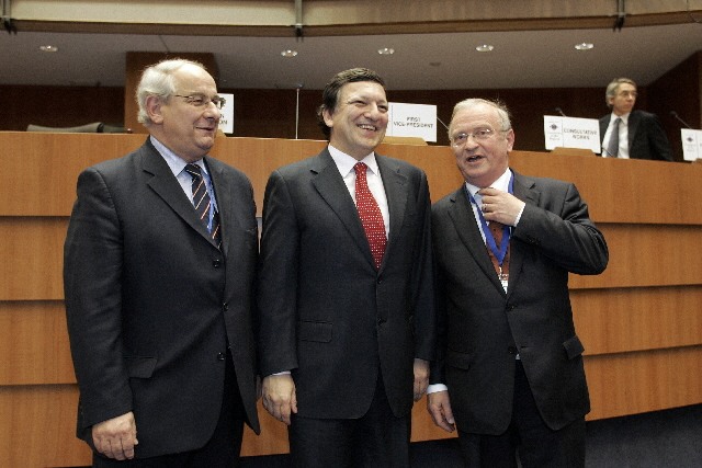 Participation of José Manuel Barroso in the 73rd plenary session of the Committee of the Regions of the EU