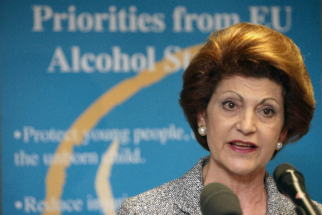 Speech by Androulla Vassiliou at the European Alcohol and Health Forum