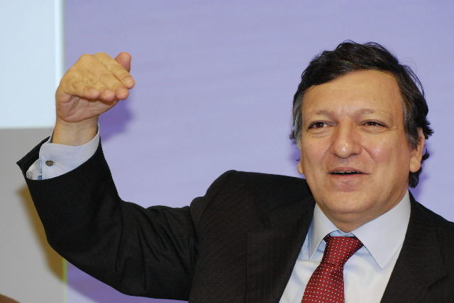 Participation of José Manuel Barroso, President of the EC, in a plenary session of the European Economic and Social Council