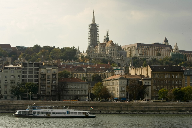 The capitals of the EU: Budapest
