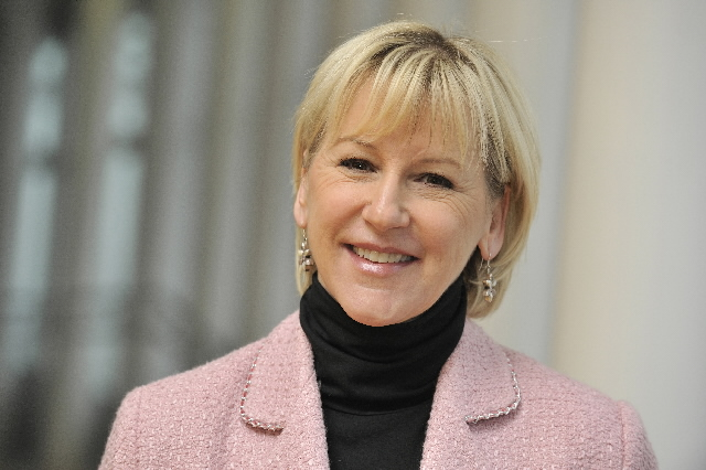 Margot Wallström, Vice-President of the EC